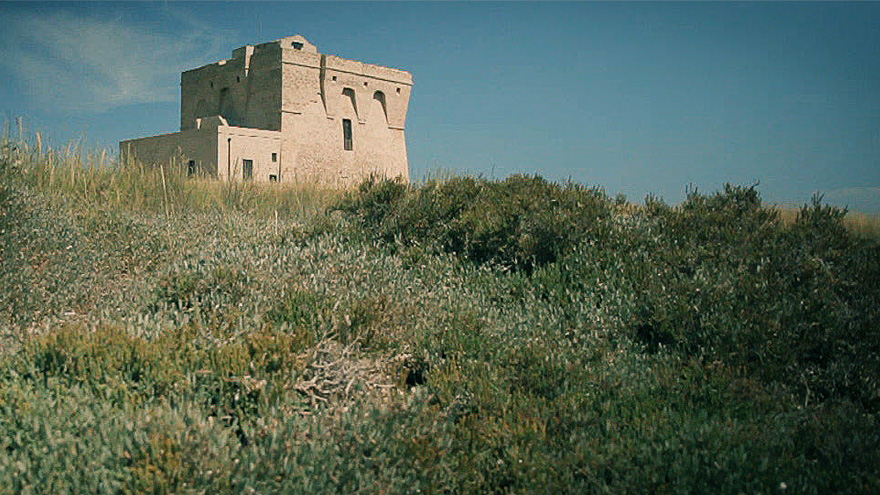 Torre Guaceto – a nature reserve near Brindisi in Puglia, southern Italy