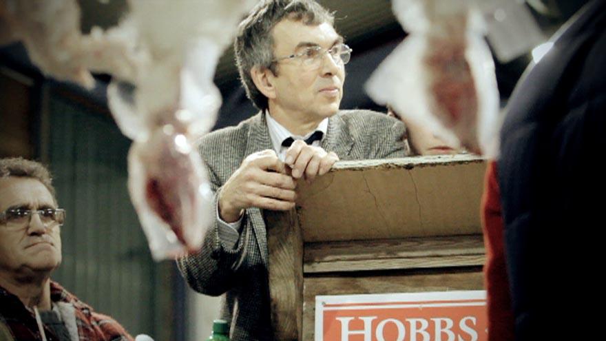 Ashford Cattle Market – Carcass Auction, December 2011