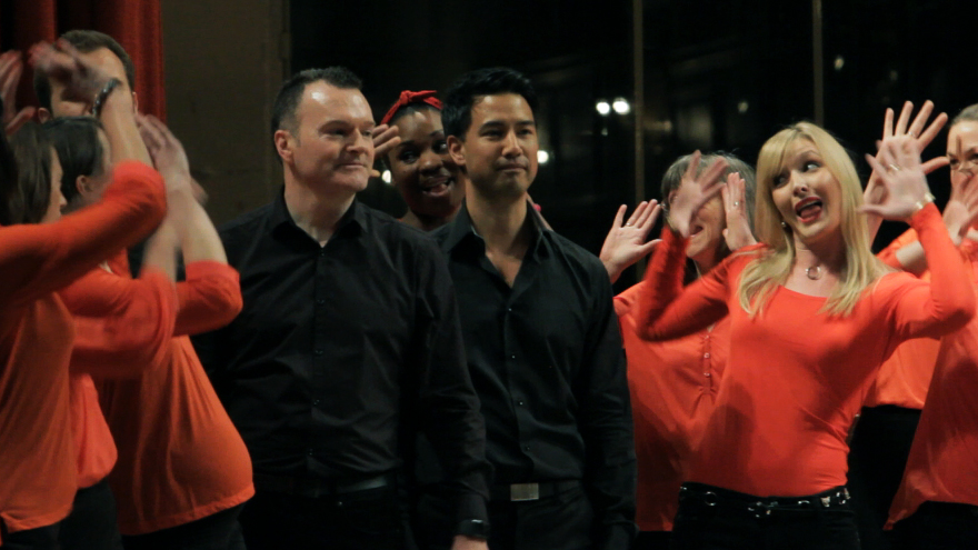 Office Choir of the Year 2012